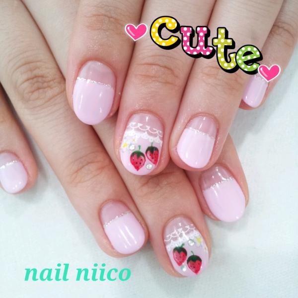 guest nail cute 11