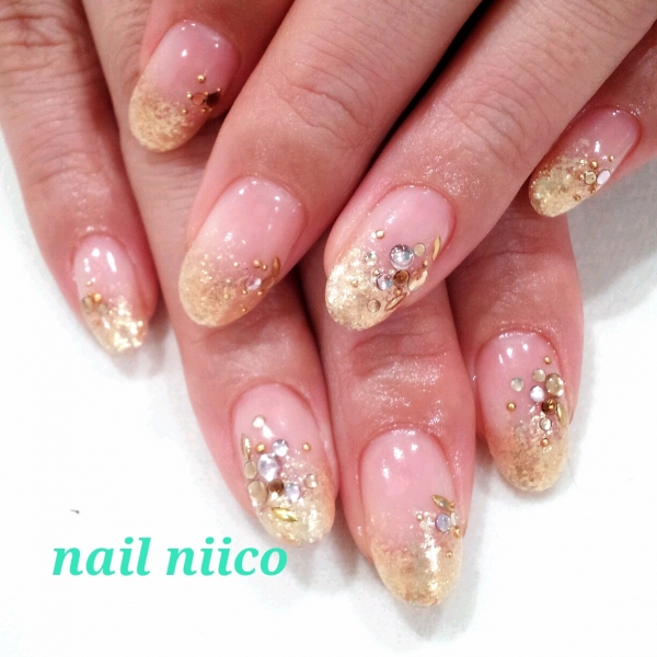guest nail gorgeous 12