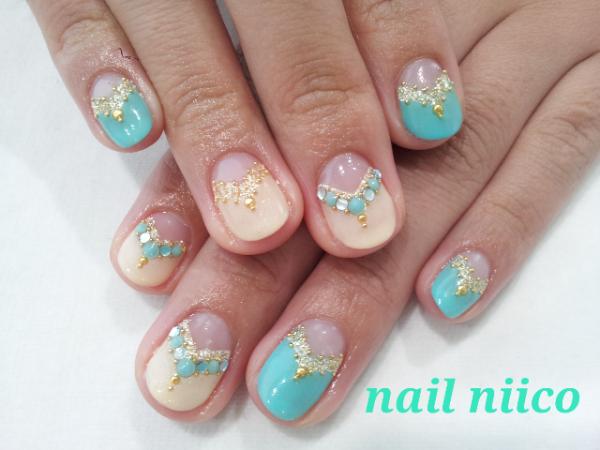 guest nail gorgeous 11