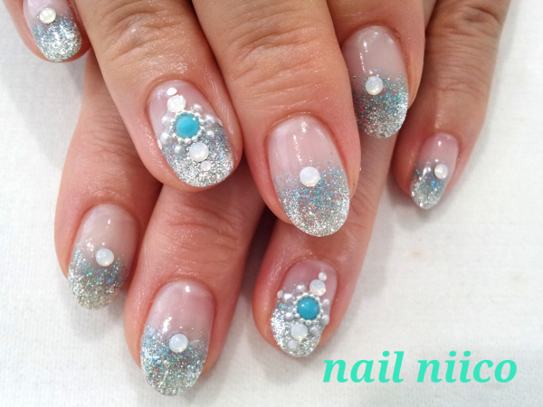 guest nail gorgeous 10