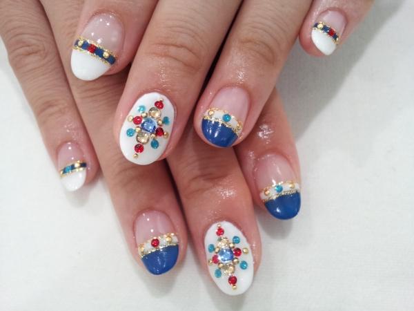 guest nail gorgeous 7