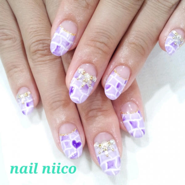 guest nail gorgeous 1
