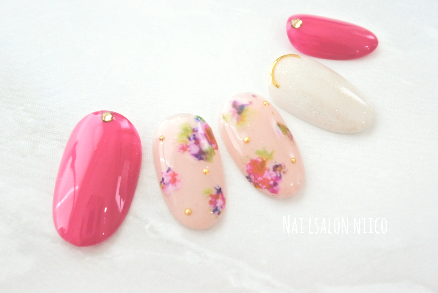 2019・bouquet pink