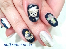 guest nail cute 21